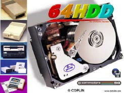 64HDD Freeware and Professional versions